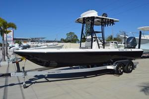 Used Skeeter SX-240 Saltwater Fishing Boat For Sale