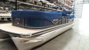 Used Sanpan 2500 FE Pontoon Boat For Sale