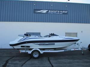 Used Sea-Doo Sport Boats Challenger Utopia Jet Boat For Sale