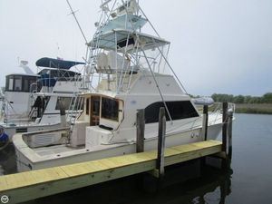 Used Pace 40 Convertible Sports Fishing Boat For Sale