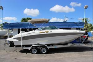 Used Crownline 240 EX Deck Boat For Sale