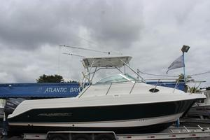 Used Aquasport 275 Explorer Saltwater Fishing Boat For Sale