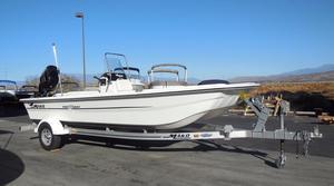 Used Mako PRO 17 SKIFF Center Console Fishing Boat For Sale