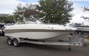 Used Nauticstar 222DC Sport Deck Boat For Sale