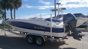 Used Nauticstar 203 SC Deck Boat For Sale