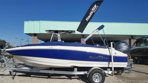 New Nauticstar 203 SC Deck Boat For Sale