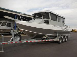 New Hewescraft 260 Pacific Explorer Aluminum Fishing Boat For Sale