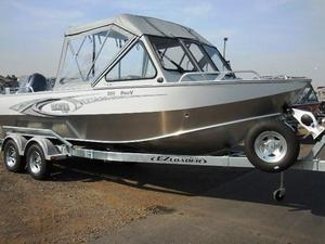 New Hewescraft 200 Pro-V w/ET Aluminum Fishing Boat For Sale
