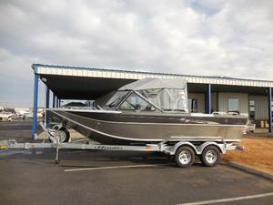 New Northwest Boats 208 SeaStar Aluminum Fishing Boat For Sale