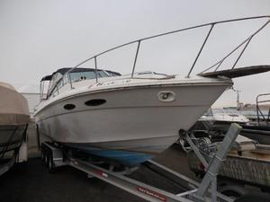Used Sea Ray 270 Amberjack Ski and Fish Boat For Sale