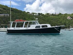 Used Willard 40 Commercial Boat For Sale