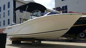 Used Sea Fox 206 Commander Center Console Fishing Boat For Sale