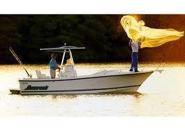 Used Shamrock 26 Open Center Console Fishing Boat For Sale