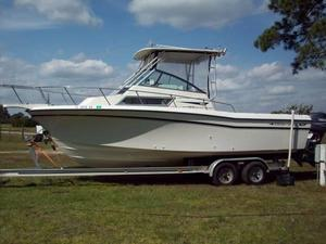 Used Grady-White 252 Sailfish Sportbridge GT Walkaround Fishing Boat For Sale