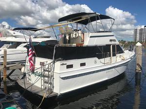 Used Island Gypsy 4040 Trawler Boat For Sale
