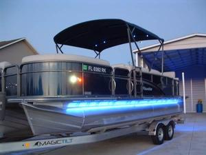 Used Manitou Pontoon Boat For Sale