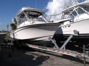 Used Grady-White 265 Express Center Console Fishing Boat For Sale