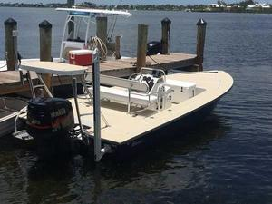 Used Maverick 21 Bay Boat For Sale
