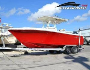 Used Sailfish 2380 CC2380 CC Saltwater Fishing Boat For Sale