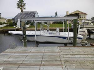 Used Sea Chaser 250 LX Bay Runner Center Console Fishing Boat For Sale