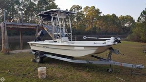 Used Mako Pro Skiff 17 Skiff Fishing Boat For Sale