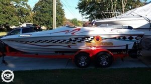 Used Wellcraft Scarab 22 High Performance Boat For Sale