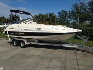Used Hurricane 202 FDGS OB Deck Boat For Sale