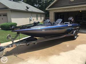 Used Stratos Javelin 389 TDC Bass Boat For Sale
