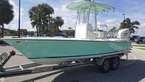Used Seacraft 20 SF Potter Hull Center Console Fishing Boat For Sale