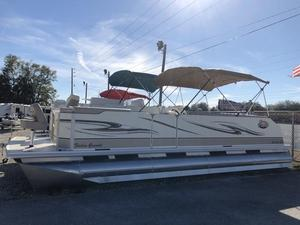 New Fiesta 24 Fisher Grande' Pontoon Boat For Sale