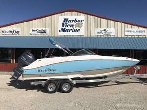 New Nautic Star Deck Boat For Sale