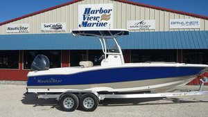 New Nauticstar 231 Angler Center Console Fishing Boat For Sale