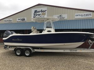 New Nautic Star Center Console Fishing Boat For Sale