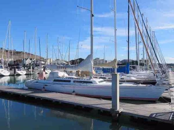 Used Santa Cruz 50 Cruiser Sailboat For Sale