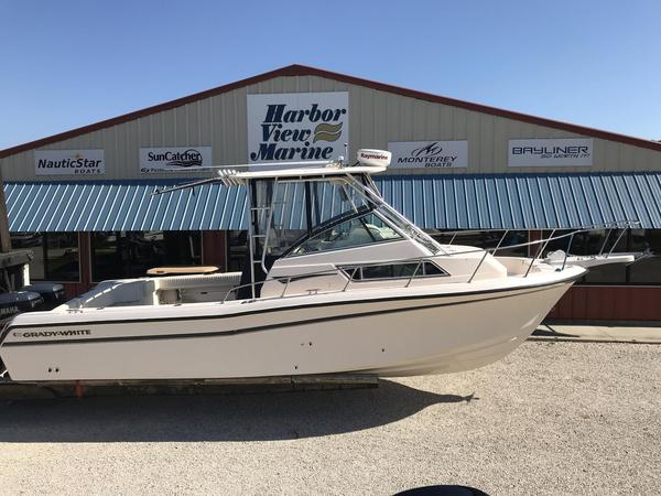 Used Grady-White 272 Sailfish Walkaround Fishing Boat For Sale