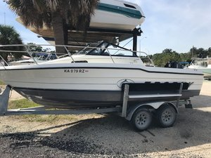 Used Trophy Marine 2002 WA Cuddy Cabin Boat For Sale