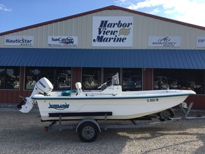 Used Sundance B18 Saltwater Fishing Boat For Sale
