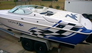 Used Donzi 26ZX High Performance Boat For Sale