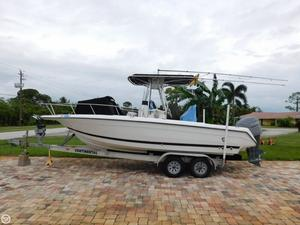 Used Century 2300 Center Console Fishing Boat For Sale