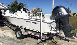 Used Sportsman Masters 207 Bay Boat For Sale