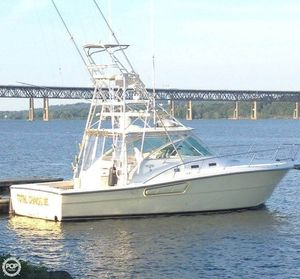Used Rampage 38 Sports Fishing Boat For Sale