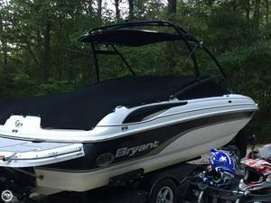 Used Bryant 219 Bowrider Boat For Sale