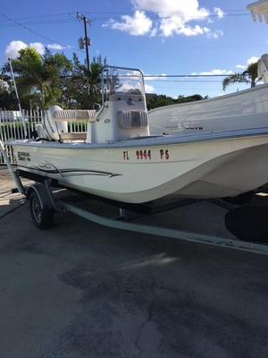 Used Carolina Skiff 18 JVX CC Center Console Fishing Boat For Sale