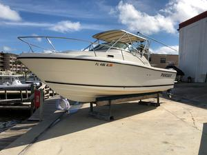 Used Pursuit 2550 Cuddy Cabin Boat For Sale