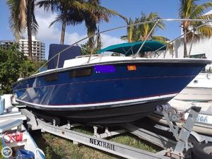 Used Custom 24 Center Console Fishing Boat For Sale