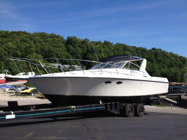 Used Trojan 10 Meter Mid-cabin 340 Cruiser Boat For Sale