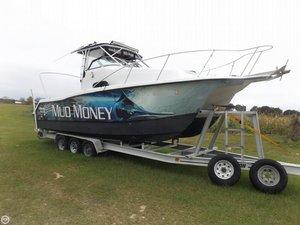 Used Prokat 2650 WA Power Catamaran Boat For Sale
