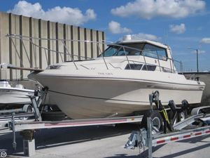 Used Sportcraft 300 Offshore Sportfisherman Walkaround Fishing Boat For Sale