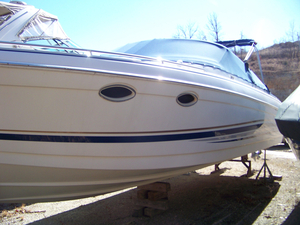 Used Formula 330 Sun Sport Cuddy Cabin Boat For Sale
