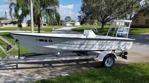 Used Hewes Bayfisher 16 Flats Fishing Boat For Sale